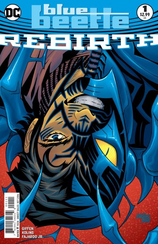 Blue Beetle Rebirth 01 cov