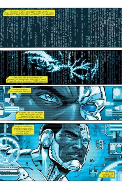 Cyborg Rebirth 01 01