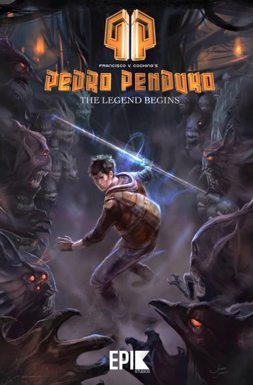 Pedro Penduko The Legend Begins cov