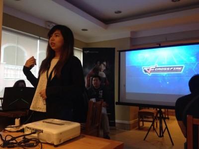 Press Engagement of CFS Invitational Manila 2016