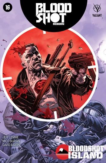 Bloodshot Deathmate 16 cov