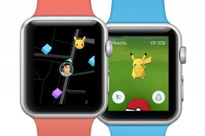 Pokemon Go and Apple Watch