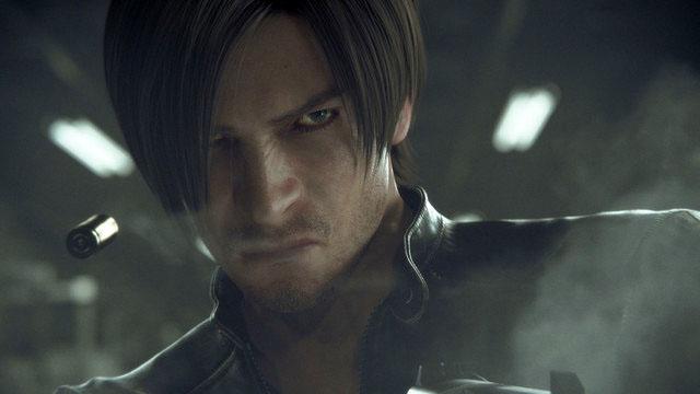 Leon Kennedy Returns For Resident Evil Vendetta Flipgeeks