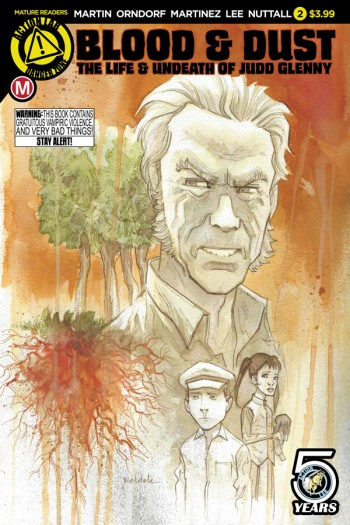 Blood and Dust #2