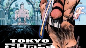 Tokyo Ghost 10 cov