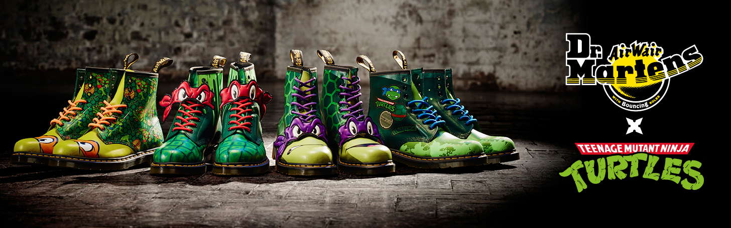 doc martens unleashes the turtles in a half shell flipgeeks