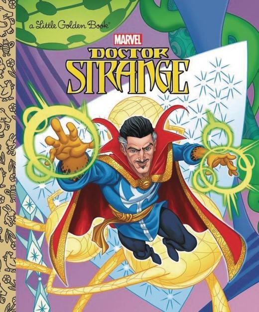 doctor-strange-little-golden-book