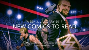 New Comics to Read