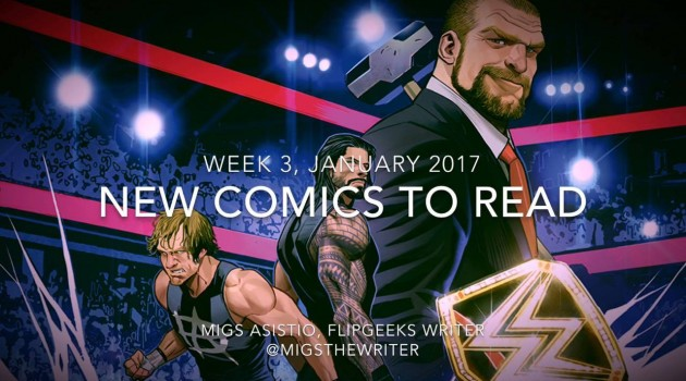 New Comics to Read