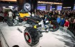 Chevrolet LEGO Movie Batmobile On Display At NAIAS