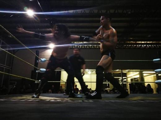 Chris Panzer takes the fight to his longtime nemesis Ken Warren.