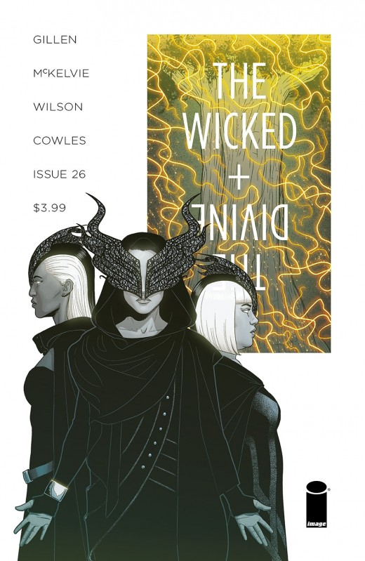 WICKED & DIVINE #26