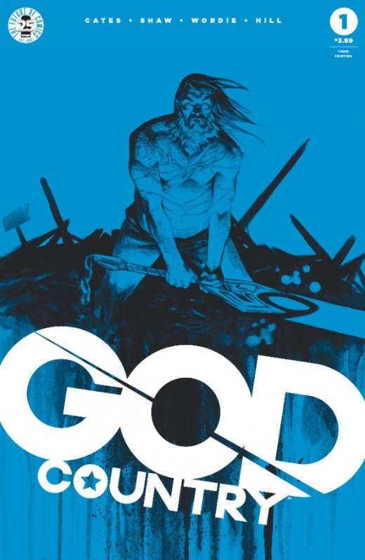 god country second printing