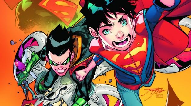 Super-Sons #1