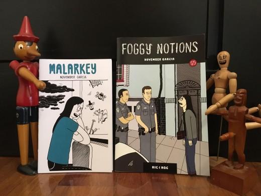 Foggy Notions Malarkey