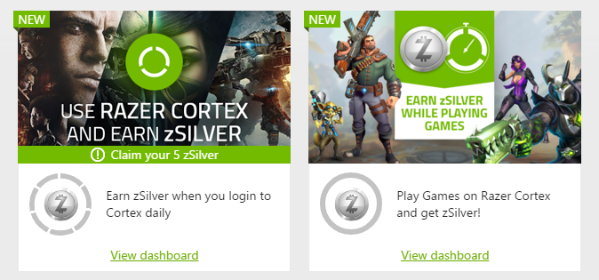 Earn Rewards By Playing Games With Razer Cortex | FlipGeeks
