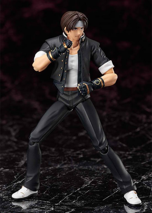 Figma-King-of-Fighters-Kyo-Kusanagi-002