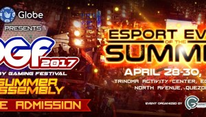 PGF Summer Assembly 2017 Banner