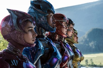 Power Rangers is a reboot of the Mighty Morphin Power Rangers.