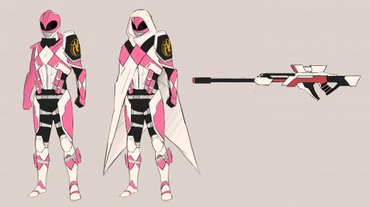 Power Rangers Sentries 02