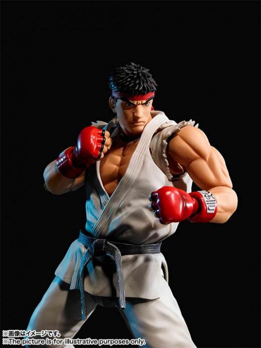 SHFiguarts-Ryu