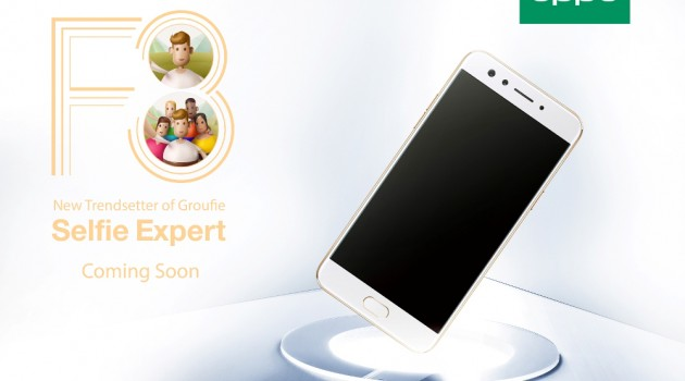 OPPO F3 Coming Soon