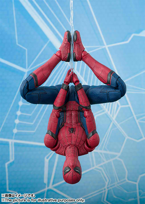 Spider-Man-Homecoming-SH-Figuarts-Spidey-004