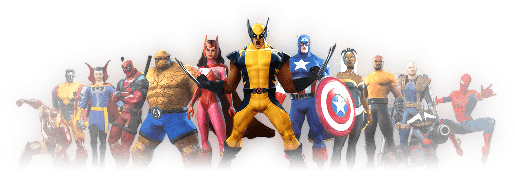Marvel Heroes Coming To Ps4 And Xbox One Flipgeeks