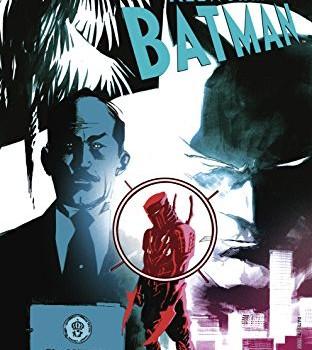 All Star Batman #10 cover