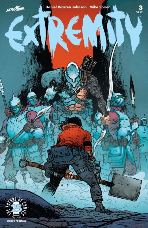 Extremity 03 2nd printing