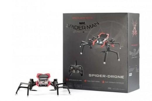 Spider-drone-box