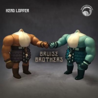 Head Lopper's Norgal and Bog Blue variant