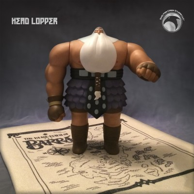 Head Lopper's Norgal vinyl figure