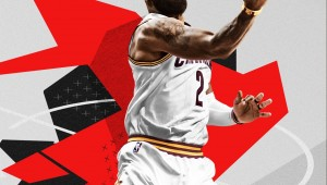 NBA 2K -- Kyrie Irving