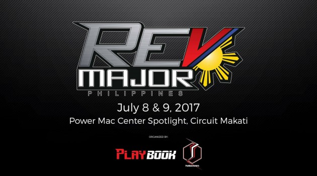 REV Major - Announcement