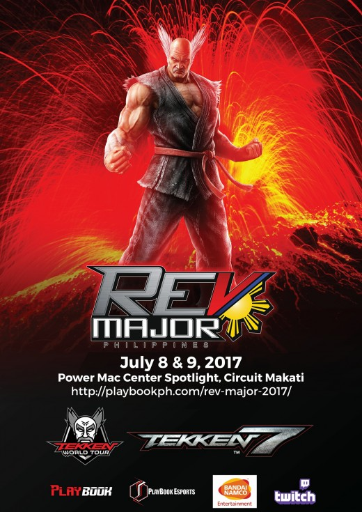 REV Major - TEKKEN World Tour (1)