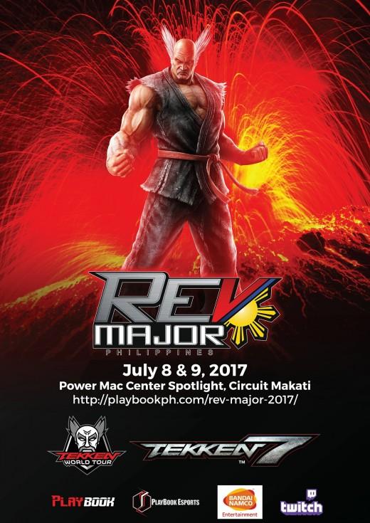 REV Major - TEKKEN World Tour