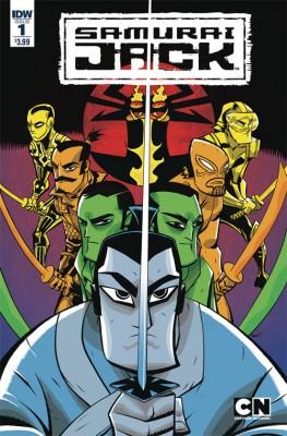 Samurai Jack 01