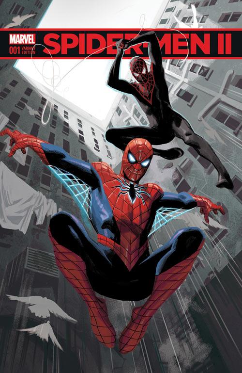 SpiderMen II 06