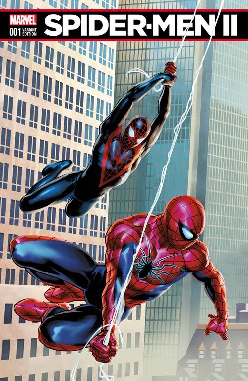 SpiderMen II 07