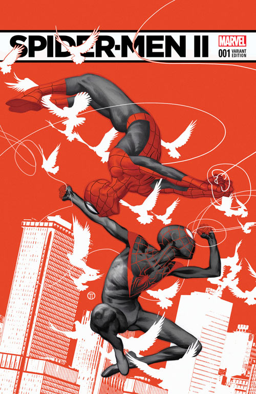 SpiderMen II 08