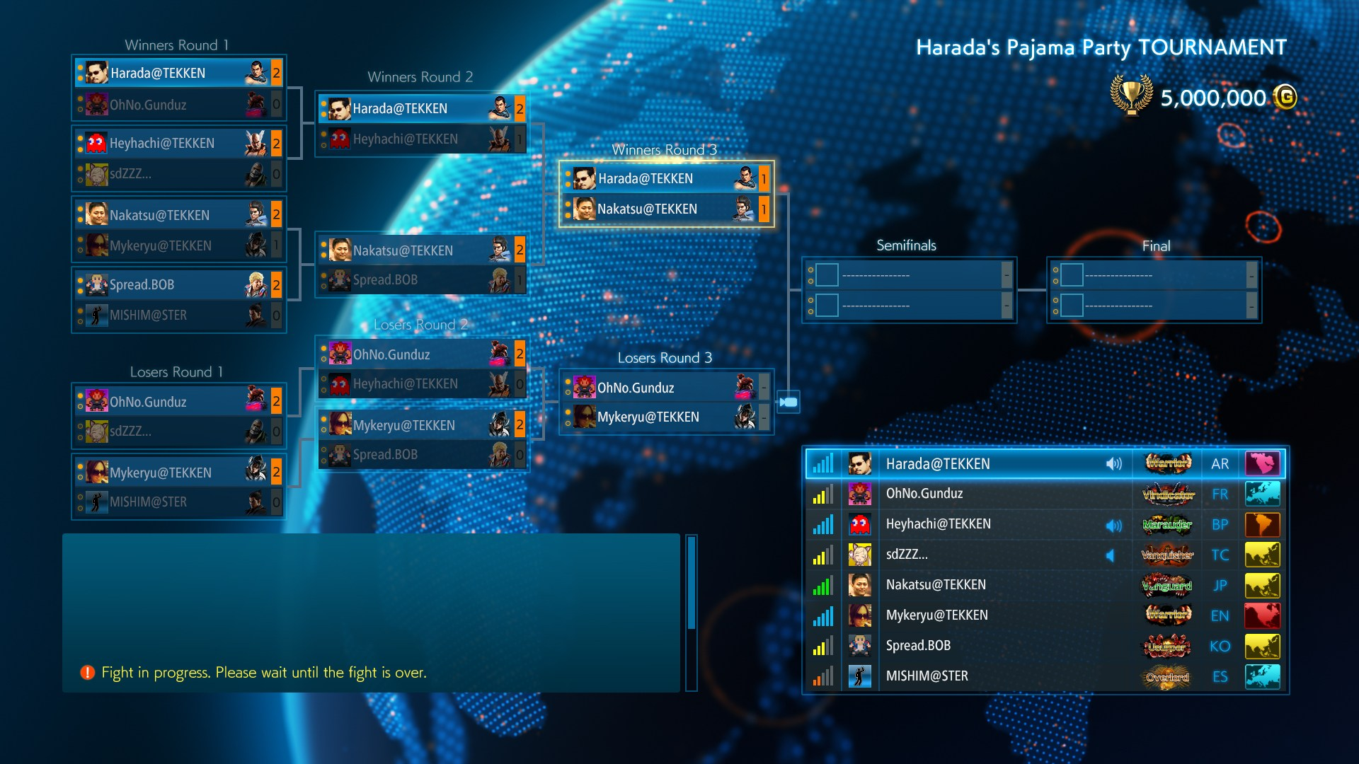Tekken 7's multiplayer is where the real challenge is.