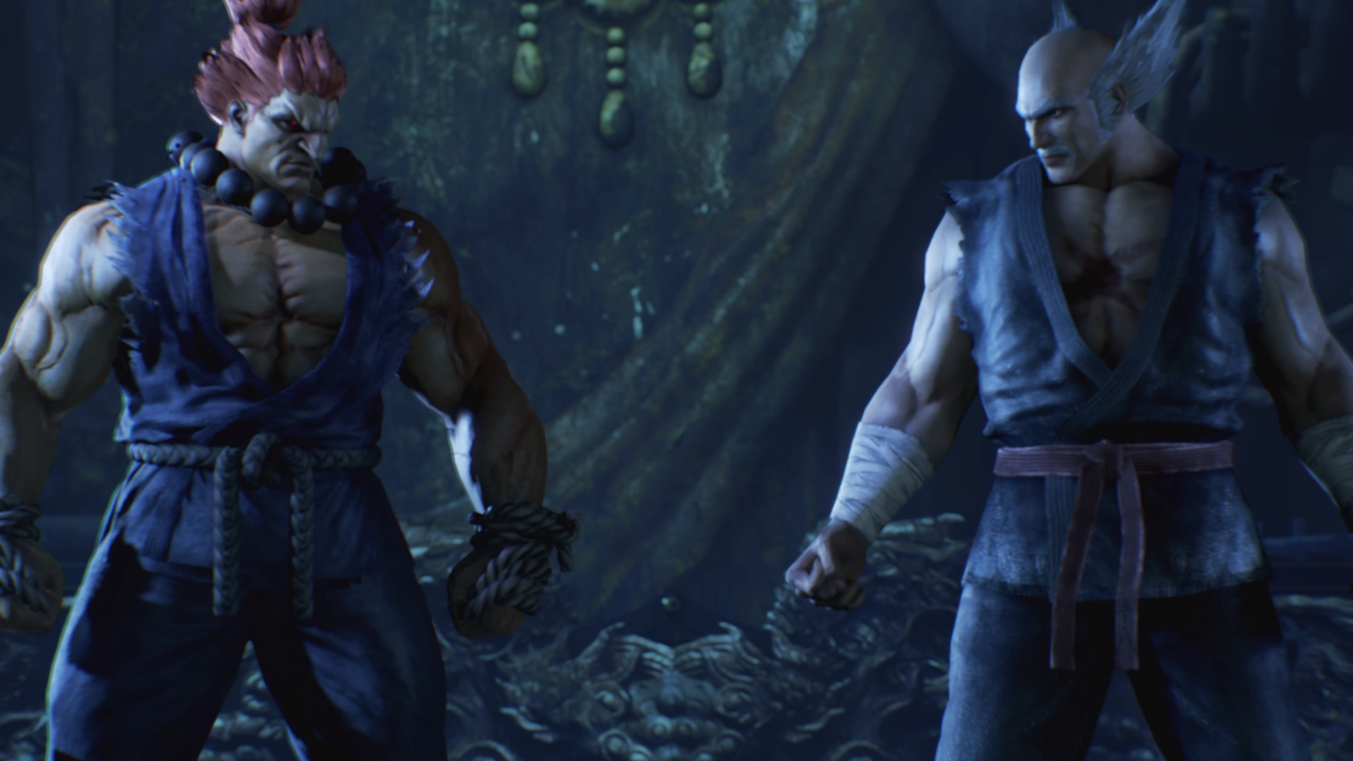 Akuma is somewhat central to the story.