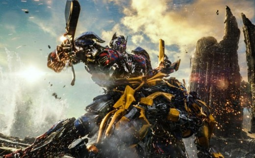 Tranformers-The-Last-Knight-Optimus-Prime-Bumble-Bee