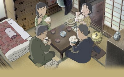 in this corner of the world__