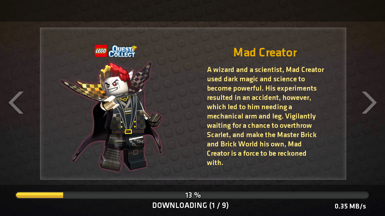 Glory Quest Mad throughout game review: lego® quest and collect – #keepbuilding