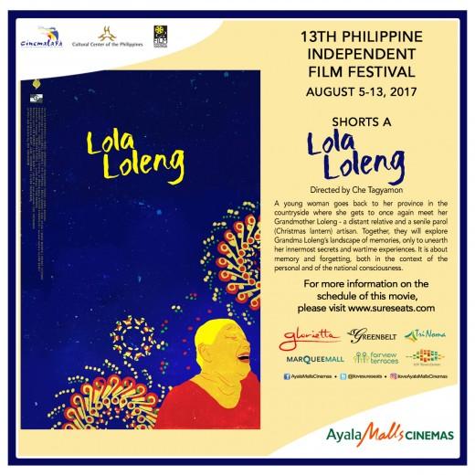 Cinemalaya - Lola Loleng