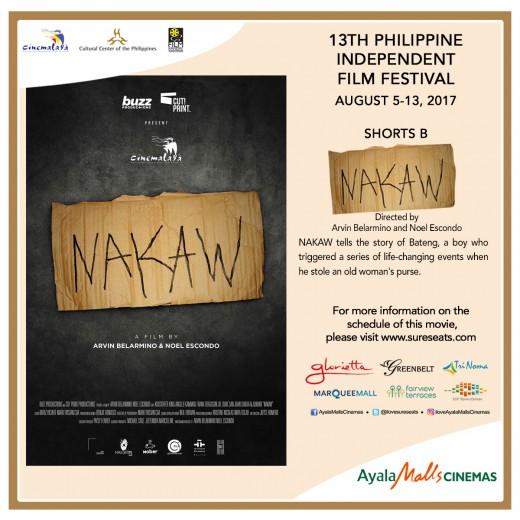 Cinemalaya - Nakaw