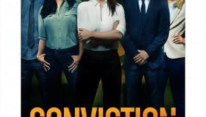 Conviction Keyart