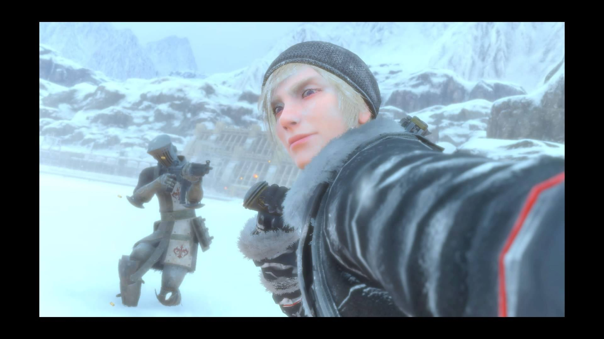Final Fantasy XV Episode Prompto 6